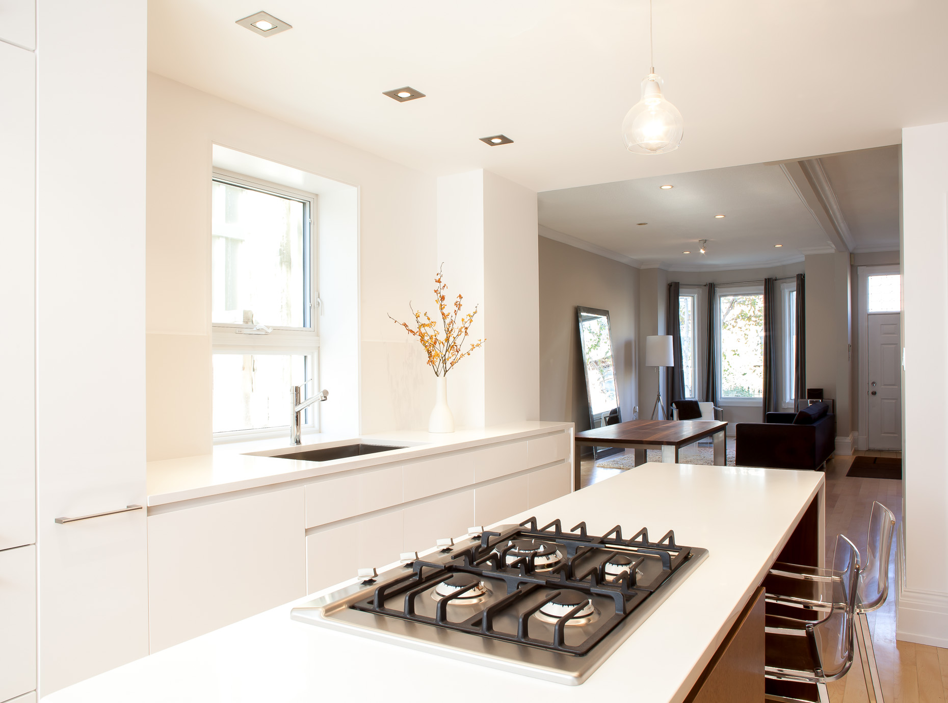 Modern Cabbagetown Kitchen